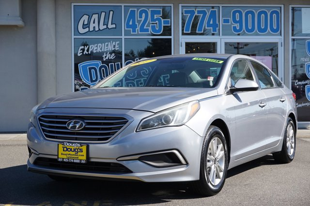 Used 2017 Hyundai Sonata in Lynnwood Seattle Kirkland Everett, WA