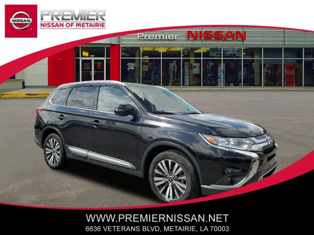 Used 2019 Mitsubishi Outlander in Metairie, LA