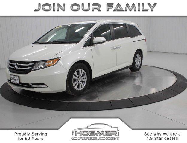 Used 2016 Honda Odyssey in Mason City, IA