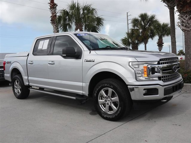 Used 2018 Ford F-150 in Venice, FL