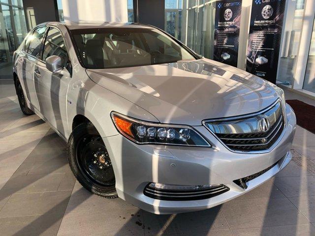 2014 Acura RLX Hybrid Advance Pkg 4dr Sdn Hybrid Advance Pkg 3.5L V6 [6]