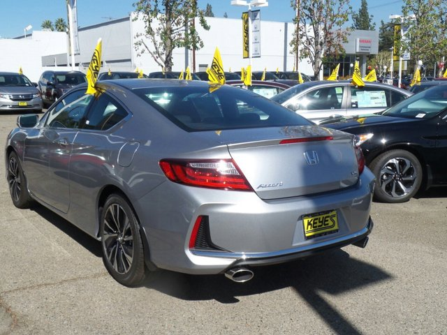 New 2017 Honda Accord Coupe EX-L V6 Auto w-Navi and Honda Sensing