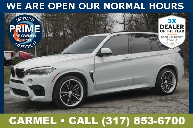 Used 2016 BMW X5 M in Indianapolis, IN