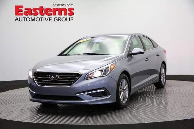 2015 Hyundai Sonata Eco 4dr Car