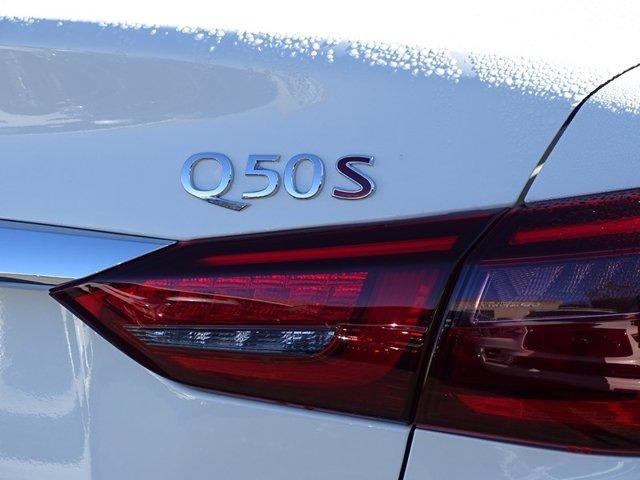 New 2020 Infiniti Q50 RED SPORT 400 RWD