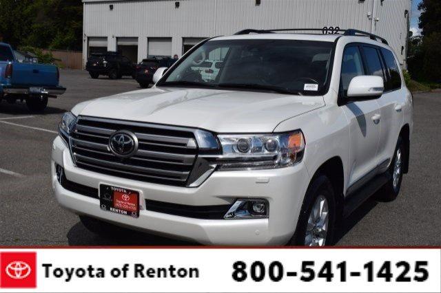 New 2020 Toyota Land Cruiser in Renton, WA