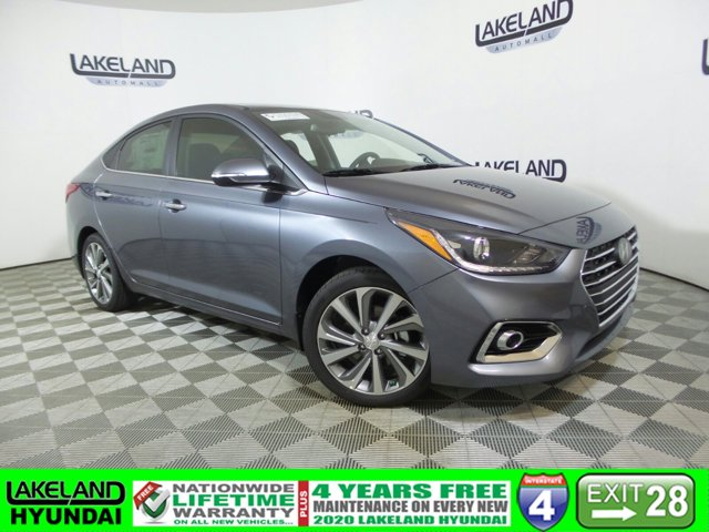 New 2020 Hyundai Accent in ,