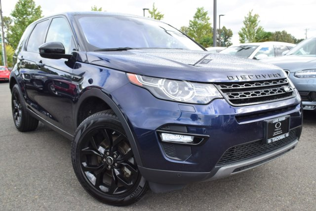 Used 2017 Land Rover Discovery Sport in , OR