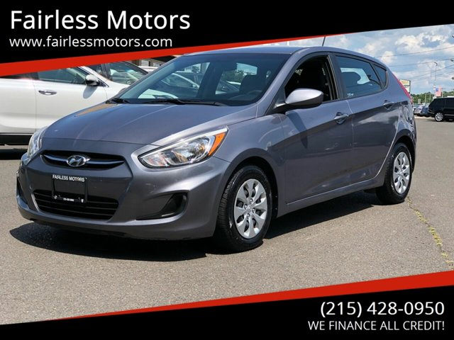 Used 2017 Hyundai Accent in Fairless Hills, PA