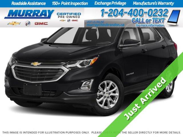2018 Chevrolet Equinox LT AWD 4dr LT w/1LT Turbocharged Gas I4 1.5L/ [3]