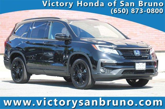 New 2020 Honda Pilot Black Edition
