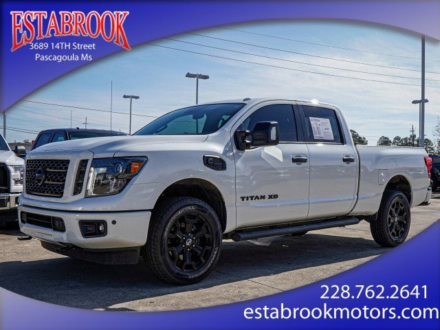Used 2019 Nissan Titan XD in , MS