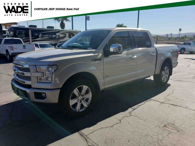 Used 2017 Ford F-150 Platinum