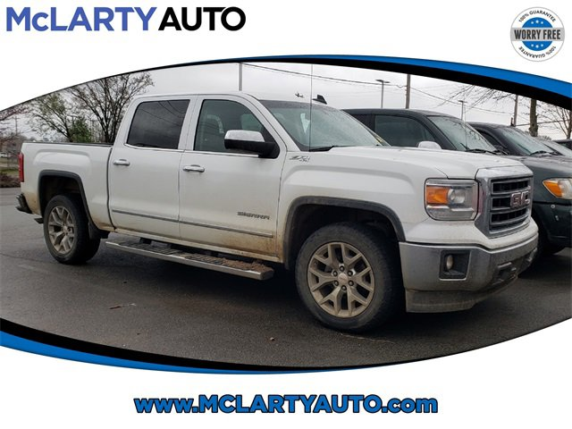 Used 2015 GMC Sierra 1500 in North Little Rock, AR