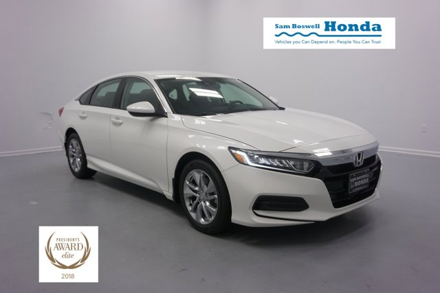 New 2020 Honda Accord Sedan in Enterprise, AL