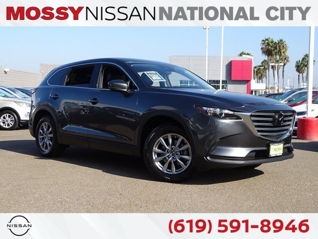 2018 Mazda Cx-9 Touring Touring FWD Intercooled Turbo Regular Unleaded I-4 2.5 L/152 [1]