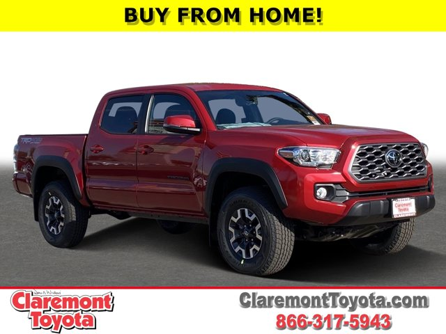 2021 Toyota Tacoma TRD Off Road TRD Off Road Double Cab 5′ Bed V6 AT Regular Unleaded V-6 3.5 L/211 [17]