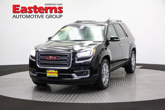 2017 GMC Acadia Limited  Sport Utility