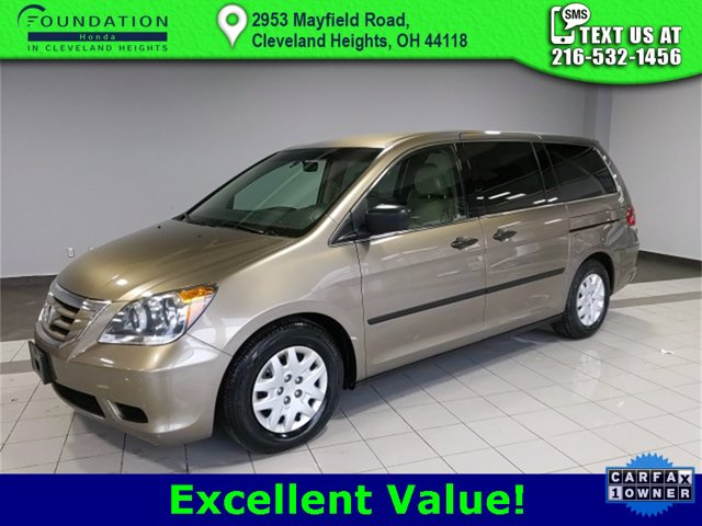 Used 2010 Honda Odyssey in Cleveland Heights, OH
