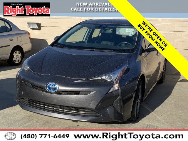 2016 Toyota Prius Four 5dr HB Four Gas/Electric I-4 1.8 L/110 [0]