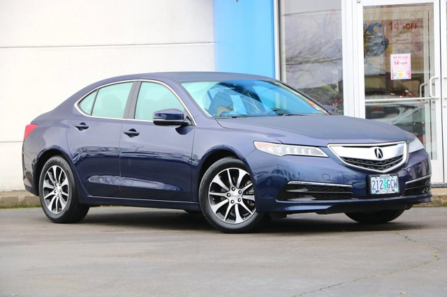 Used 2017 Acura TLX FWD w-Technology Pkg