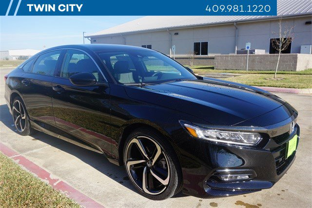 New 2020 Honda Accord Sedan in Port Arthur, TX