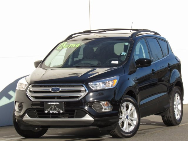 Used 2018 Ford Escape in Bellingham, WA