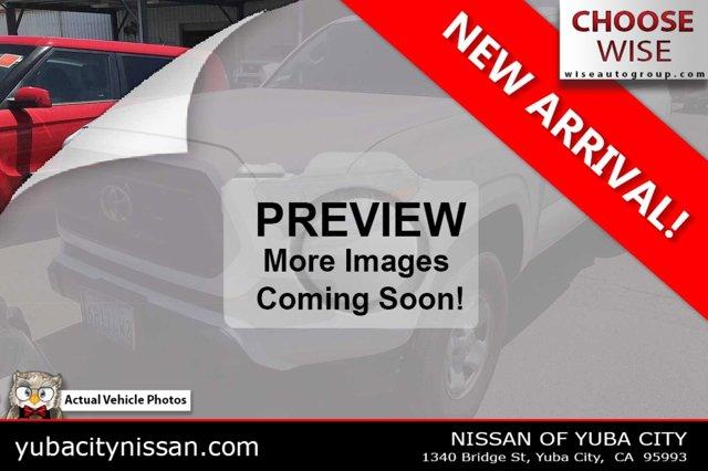 2020 Toyota Tacoma 2WD  Regular Unleaded I-4 2.7 L/164 [9]