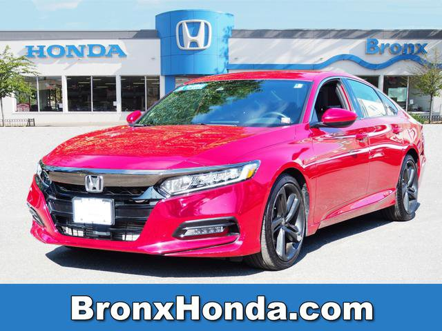 Used 2018 Honda Accord Sedan in Bronx, NY