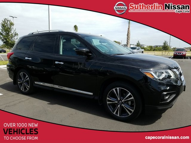 Used 2017 Nissan Pathfinder in Fort Myers, FL