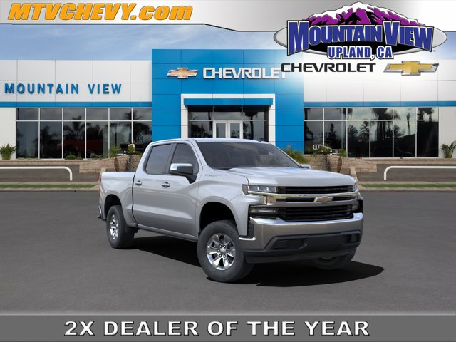 "2021 Chevrolet Silverado 1500 LT 2WD Crew Cab 147"" LT Gas V8 5.3L/325 [7]"