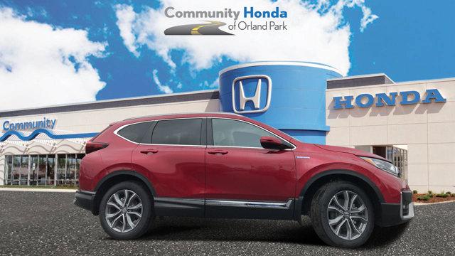 New 2020 Honda CR-V Hybrid in Orland Park, IL