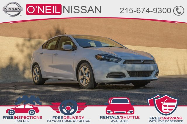2015 Dodge Dart SXT 4dr Sdn SXT Regular Unleaded I-4 2.4 L/144 [0]