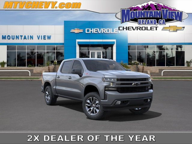"2021 Chevrolet Silverado 1500 RST 4WD Crew Cab 147"" RST Gas V8 6.2L/376 [22]"