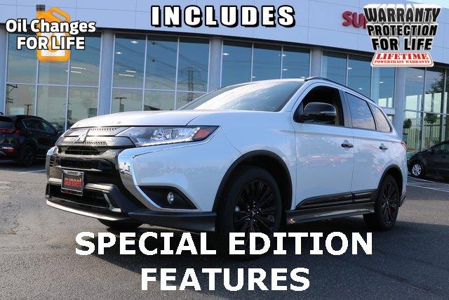 New 2020 Mitsubishi Outlander in Sumner, WA