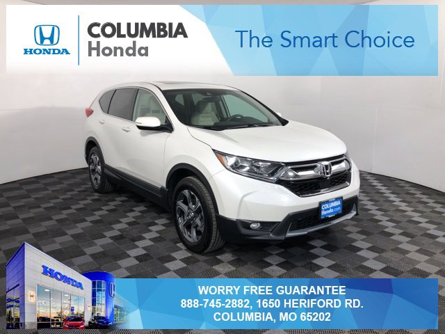 Used 2018 Honda CR-V in Columbia, MO