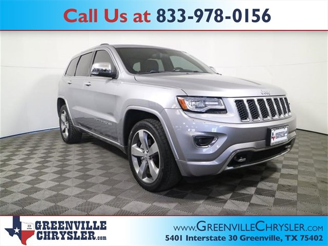 Used 2014 Jeep Grand Cherokee in Greenville, TX