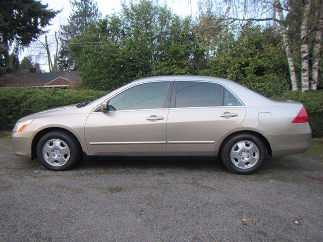 Used 2007 Honda Accord Sdn 4dr I4 AT LX