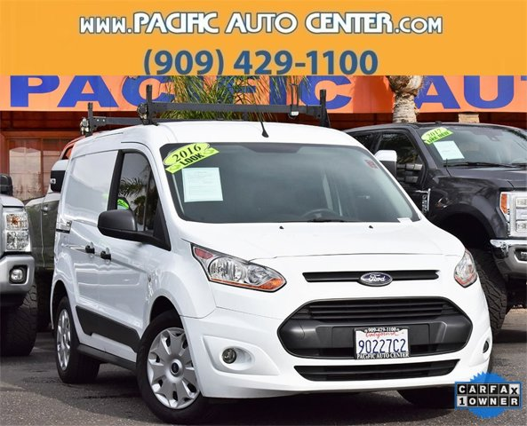 Used 2016 Ford Transit Connect in Fontana, CA