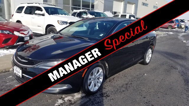 Used 2016 Chrysler 200 in Fort Morgan, CO