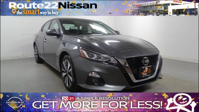 2021 Nissan Altima 2.5 SV 2.5 SV AWD Sedan Regular Unleaded I-4 2.5 L/152 [1]
