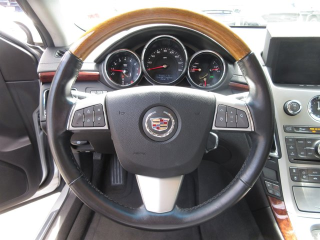 Photo 8 of this used 2012 Cadillac CTS Sedan vehicle for sale in San Rafael, CA 94901