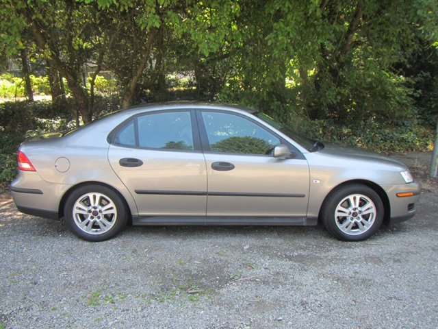 Used 2005 Saab 9-3 4dr Sport Sdn Linear