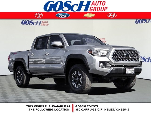 Used 2018 Toyota Tacoma in Hemet, CA