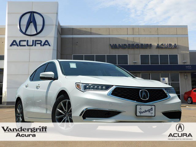 New 2020 Acura TLX in , TX