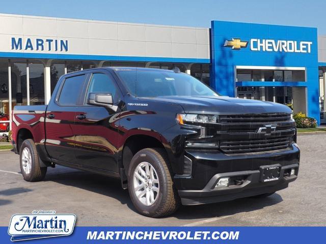 2020 Chevrolet Silverado 1500 RST 2WD Crew Cab 147″ RST Gas V8 5.3L/325 [15]