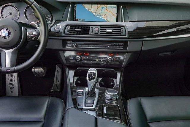 2016 BMW 5 Series 4dr Sdn 528i RWD