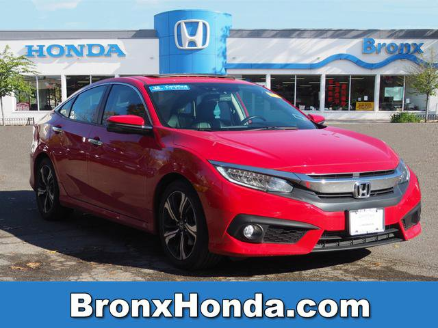 Used 2016 Honda Civic Sedan in Bronx, NY