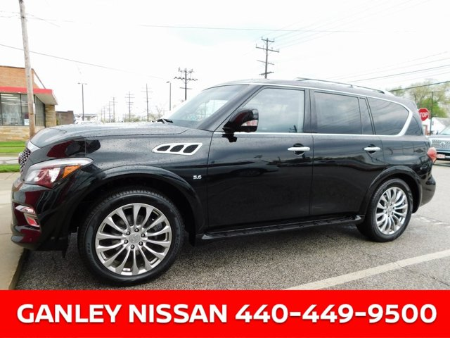 Used 2017 INFINITI QX60 in , OH