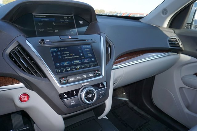 New 2020 Acura MDX FWD 7-Passenger